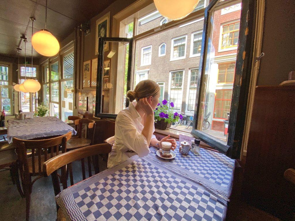 Koffiehuis De Hoek Interieur
